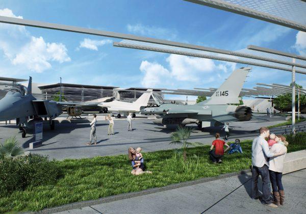 מוזאון חיל האוויר חצרים