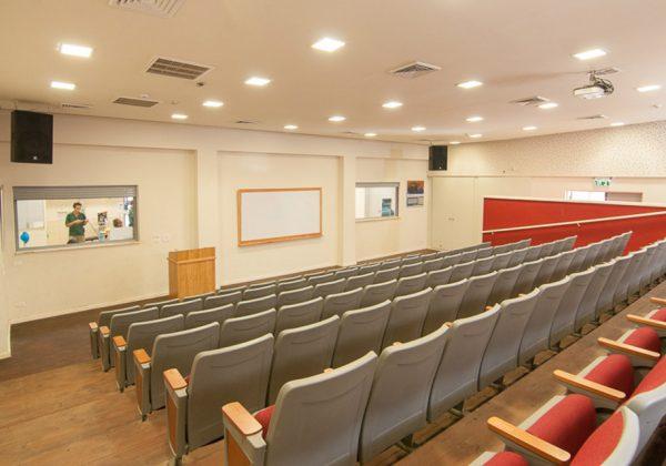 מרכז חינוכי – אודיטוריום בספארי רמת גן