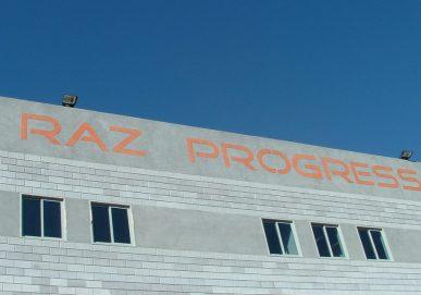 Raz Progerss Logistic Center – Kadima