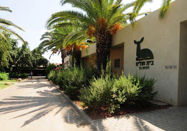בית חולים וטרינרי לחיות בר – ספארי רמת גן