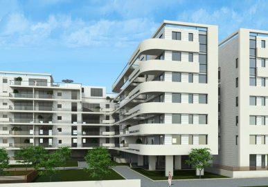 Hachaiil Residence Urban Renewal – Raanana